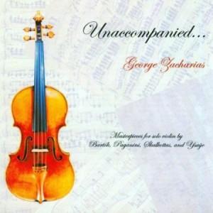 Unaccompanied (Divine Art, 2009)